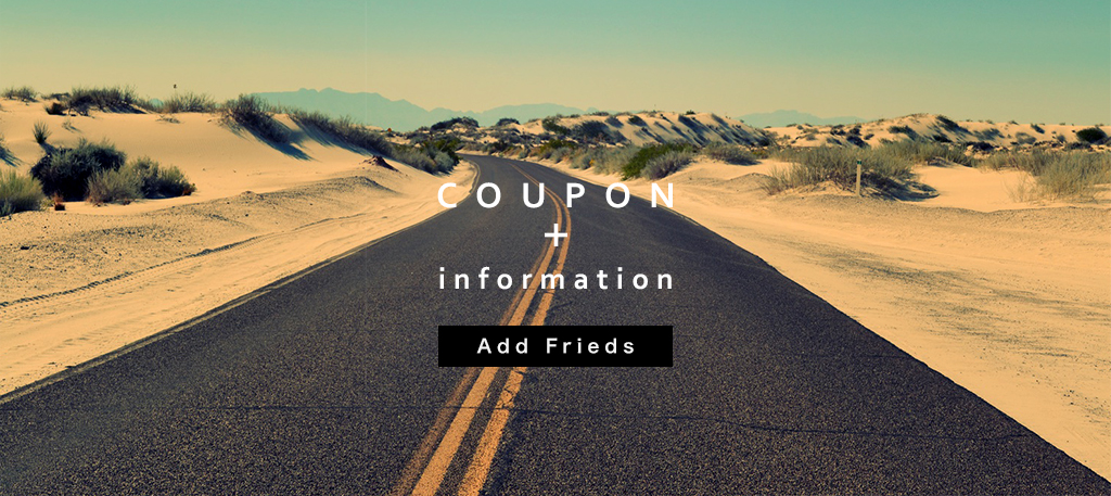 COUPON+information Add Friends
